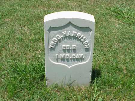 HARRISON (VETERAN UNION), THOMAS - Pulaski County, Arkansas | THOMAS HARRISON (VETERAN UNION) - Arkansas Gravestone Photos
