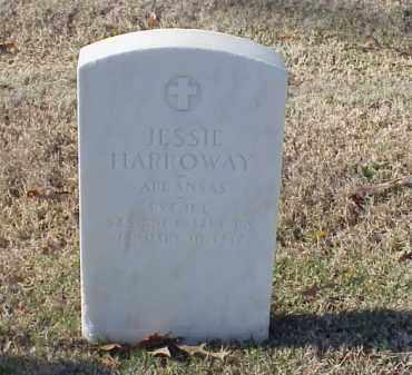 HARROWAY  (VETERAN WWI), JESSIE - Pulaski County, Arkansas | JESSIE HARROWAY  (VETERAN WWI) - Arkansas Gravestone Photos