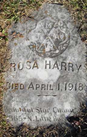 HARRY, ROSA - Pulaski County, Arkansas   ROSA HARRY - Arkansas Gravestone Photos