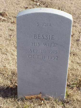 HARSHAW, BESSIE - Pulaski County, Arkansas   BESSIE HARSHAW - Arkansas Gravestone Photos