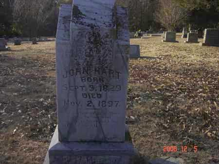HART, JOHN - Pulaski County, Arkansas   JOHN HART - Arkansas Gravestone Photos