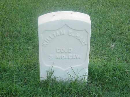 HART (VETERAN UNION), WILLIAM E - Pulaski County, Arkansas | WILLIAM E HART (VETERAN UNION) - Arkansas Gravestone Photos