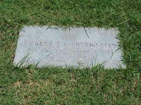 HARTENSTEIN (VETERAN WWII), ROBERT E - Pulaski County, Arkansas | ROBERT E HARTENSTEIN (VETERAN WWII) - Arkansas Gravestone Photos