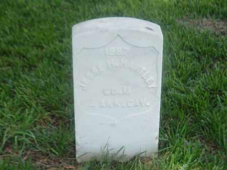 HARTLEY (VETERAN UNION), JESSE H - Pulaski County, Arkansas | JESSE H HARTLEY (VETERAN UNION) - Arkansas Gravestone Photos