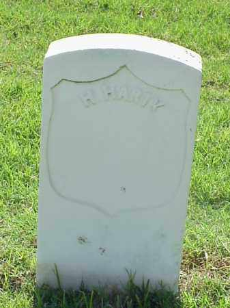 HARTY (VETERAN UNION), H - Pulaski County, Arkansas | H HARTY (VETERAN UNION) - Arkansas Gravestone Photos