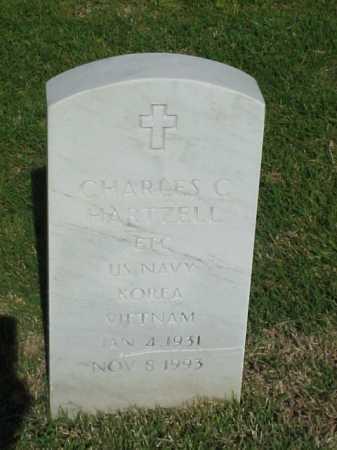 HARTZELL (VETERAN 2 WARS), CHARLES C - Pulaski County, Arkansas   CHARLES C HARTZELL (VETERAN 2 WARS) - Arkansas Gravestone Photos
