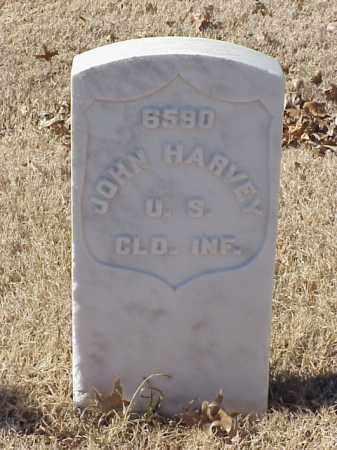 HARVEY  (VETERAN UNION), JOHN - Pulaski County, Arkansas | JOHN HARVEY  (VETERAN UNION) - Arkansas Gravestone Photos