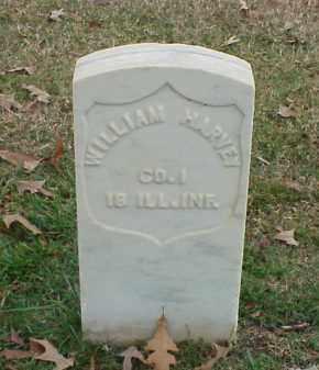 HARVEY  (VETERAN UNION), WILLIAM - Pulaski County, Arkansas | WILLIAM HARVEY  (VETERAN UNION) - Arkansas Gravestone Photos