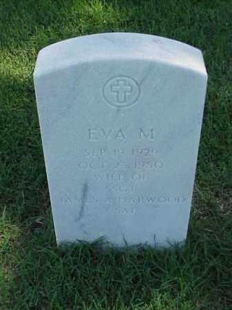 HARWOOD, EVA M - Pulaski County, Arkansas | EVA M HARWOOD - Arkansas Gravestone Photos