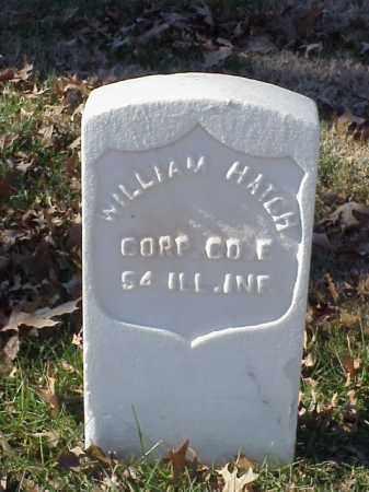 HATCH  (VETERAN UNION), WILLIAM - Pulaski County, Arkansas | WILLIAM HATCH  (VETERAN UNION) - Arkansas Gravestone Photos