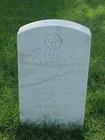 HATCHER, NANCY - Pulaski County, Arkansas | NANCY HATCHER - Arkansas Gravestone Photos