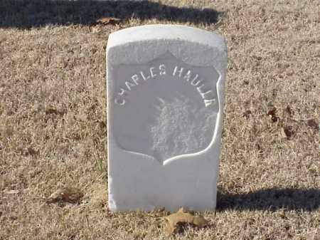 HAULER  (VETERAN UNION), CHARLES - Pulaski County, Arkansas | CHARLES HAULER  (VETERAN UNION) - Arkansas Gravestone Photos