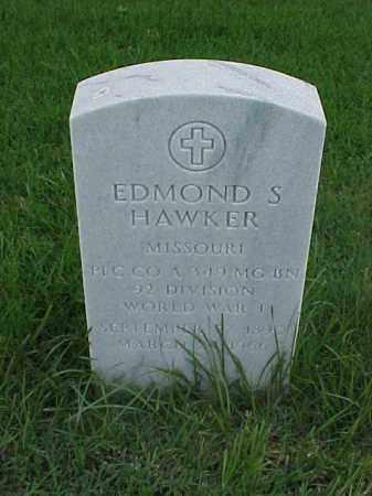 HAWKER (VETERAN WWI), EDMOND S - Pulaski County, Arkansas | EDMOND S HAWKER (VETERAN WWI) - Arkansas Gravestone Photos
