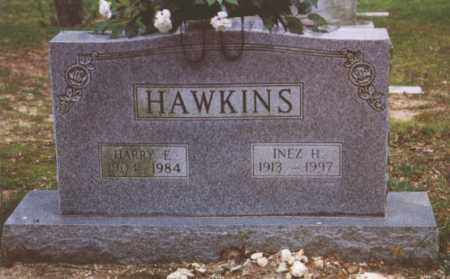 HIXSON HAWKINS, INEZ - Pulaski County, Arkansas | INEZ HIXSON HAWKINS - Arkansas Gravestone Photos