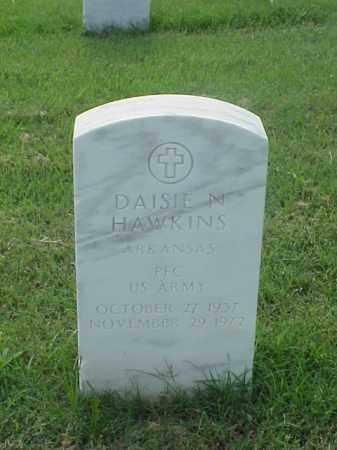 HAWKINS (VETERAN), DAISIE N - Pulaski County, Arkansas | DAISIE N HAWKINS (VETERAN) - Arkansas Gravestone Photos