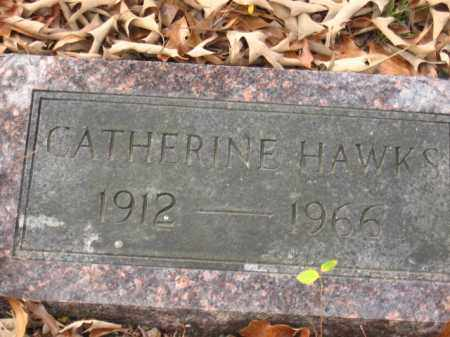 HAWKS, CATHERINE - Pulaski County, Arkansas | CATHERINE HAWKS - Arkansas Gravestone Photos