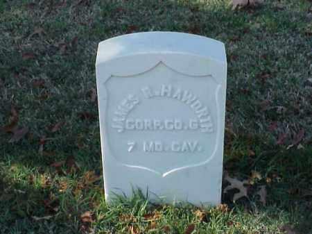 HAWORTH  (VETERAN UNION), JAMES R - Pulaski County, Arkansas   JAMES R HAWORTH  (VETERAN UNION) - Arkansas Gravestone Photos