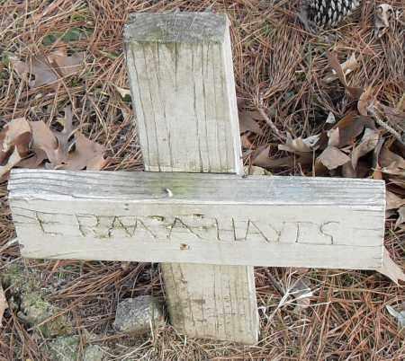 HAYES, ERMA - Pulaski County, Arkansas   ERMA HAYES - Arkansas Gravestone Photos