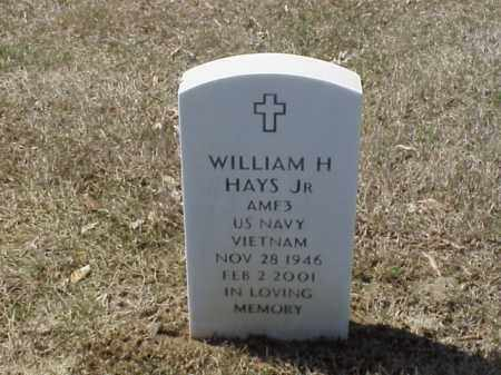 HAYS, JR (VETERAN VIET), WILLIAM H - Pulaski County, Arkansas | WILLIAM H HAYS, JR (VETERAN VIET) - Arkansas Gravestone Photos