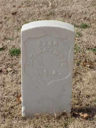 HAYWOOD  (VETERAN WWI), JEFF T - Pulaski County, Arkansas | JEFF T HAYWOOD  (VETERAN WWI) - Arkansas Gravestone Photos