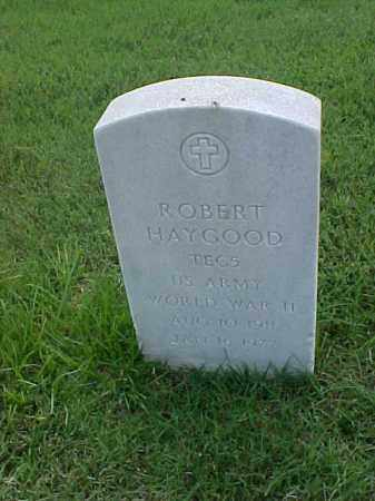 HAYWOOD (VETERAN WWII), ROBERT - Pulaski County, Arkansas | ROBERT HAYWOOD (VETERAN WWII) - Arkansas Gravestone Photos