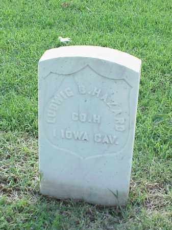 HAZARD (VETERAN UNION), LUDWIG B - Pulaski County, Arkansas | LUDWIG B HAZARD (VETERAN UNION) - Arkansas Gravestone Photos