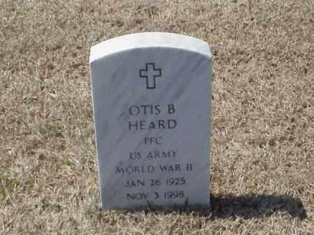 HEARD (VETERAN WWII), OTIS B - Pulaski County, Arkansas | OTIS B HEARD (VETERAN WWII) - Arkansas Gravestone Photos