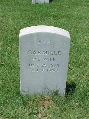 HEARVEY, CARMILLE - Pulaski County, Arkansas | CARMILLE HEARVEY - Arkansas Gravestone Photos