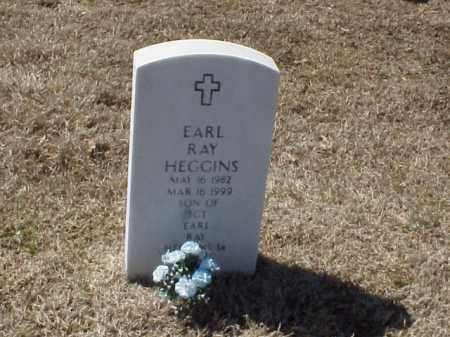 HEGGINS, EARL RAY - Pulaski County, Arkansas | EARL RAY HEGGINS - Arkansas Gravestone Photos