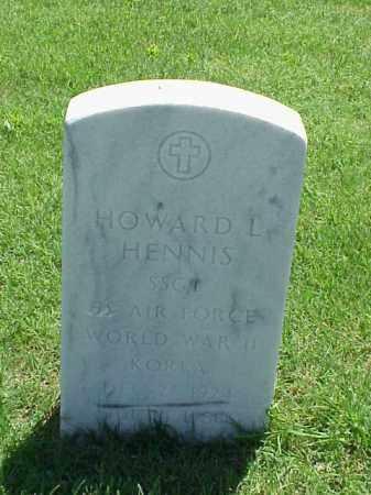 HENNIS (VETERAN 2 WARS), HOWARD L - Pulaski County, Arkansas | HOWARD L HENNIS (VETERAN 2 WARS) - Arkansas Gravestone Photos