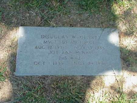 HENRY, JOY ANN - Pulaski County, Arkansas | JOY ANN HENRY - Arkansas Gravestone Photos