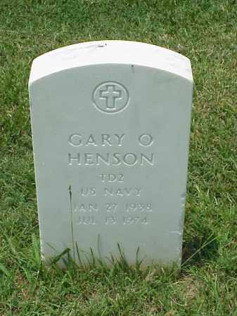 HENSON (VETERAN VIET), GARY OBRIEN - Pulaski County, Arkansas | GARY OBRIEN HENSON (VETERAN VIET) - Arkansas Gravestone Photos