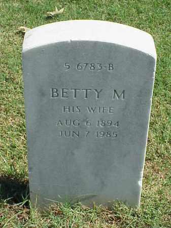 HERRINGTON, BETTY M. - Pulaski County, Arkansas   BETTY M. HERRINGTON - Arkansas Gravestone Photos