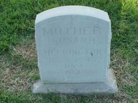 HERRINGTON, SUSAN H - Pulaski County, Arkansas | SUSAN H HERRINGTON - Arkansas Gravestone Photos
