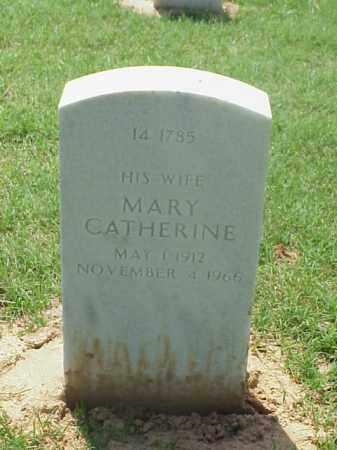 HERRON, MARY CATHERINE - Pulaski County, Arkansas   MARY CATHERINE HERRON - Arkansas Gravestone Photos
