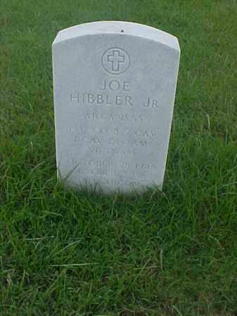 HIBBLER, JR (VETERAN VIET), JOE - Pulaski County, Arkansas   JOE HIBBLER, JR (VETERAN VIET) - Arkansas Gravestone Photos
