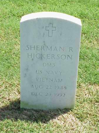 HICKERSON (VETERAN VIET), SHERMAN R - Pulaski County, Arkansas   SHERMAN R HICKERSON (VETERAN VIET) - Arkansas Gravestone Photos