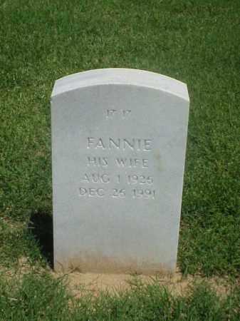 HICKEY, FANNIE - Pulaski County, Arkansas   FANNIE HICKEY - Arkansas Gravestone Photos