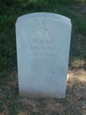 HICKEY, MARY - Pulaski County, Arkansas   MARY HICKEY - Arkansas Gravestone Photos