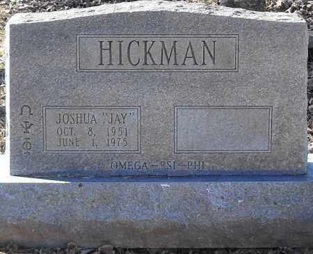 "HICKMAN, JOSHUA ""JAY"" - Pulaski County, Arkansas | JOSHUA ""JAY"" HICKMAN - Arkansas Gravestone Photos"