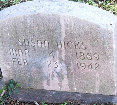 HICKS, SUSAN - Pulaski County, Arkansas | SUSAN HICKS - Arkansas Gravestone Photos