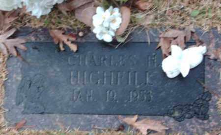 HIGHFILL, CHARLES H. - Pulaski County, Arkansas   CHARLES H. HIGHFILL - Arkansas Gravestone Photos