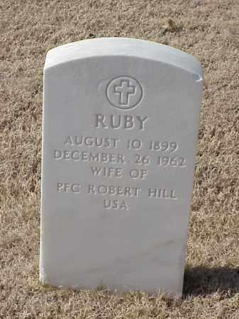HILL, RUBY - Pulaski County, Arkansas   RUBY HILL - Arkansas Gravestone Photos