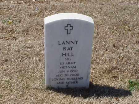 HILL (VETERAN VIET), LANNY RAY - Pulaski County, Arkansas   LANNY RAY HILL (VETERAN VIET) - Arkansas Gravestone Photos