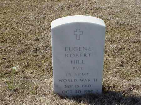 HILL (VETERAN WWII), EUGENE ROBERT - Pulaski County, Arkansas   EUGENE ROBERT HILL (VETERAN WWII) - Arkansas Gravestone Photos