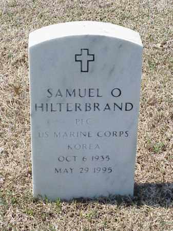 HILTERBRAND (VETERAN KOR), SAMUEL O - Pulaski County, Arkansas | SAMUEL O HILTERBRAND (VETERAN KOR) - Arkansas Gravestone Photos