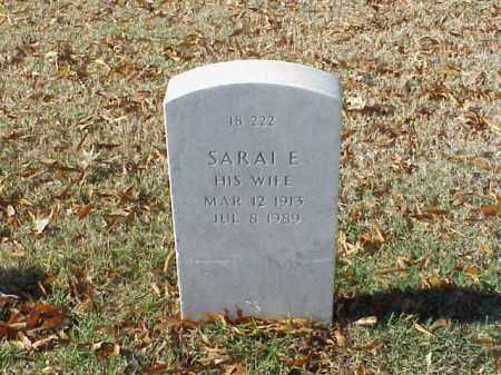 HILTIBRAND, SARAI E - Pulaski County, Arkansas | SARAI E HILTIBRAND - Arkansas Gravestone Photos