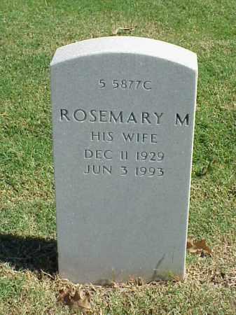 HINES, ROSEMARY M - Pulaski County, Arkansas | ROSEMARY M HINES - Arkansas Gravestone Photos