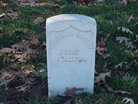 HINTON  (VETERAN UNION), CHARLES - Pulaski County, Arkansas | CHARLES HINTON  (VETERAN UNION) - Arkansas Gravestone Photos
