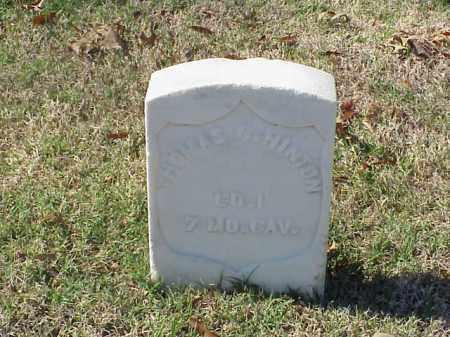 HINTON  (VETERAN UNION), THOMAS  G - Pulaski County, Arkansas | THOMAS  G HINTON  (VETERAN UNION) - Arkansas Gravestone Photos